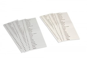 Name Cards for Second Set/0196A1    NH-215.2   ■SOLD OUT■QUOTE REQUIRED■
