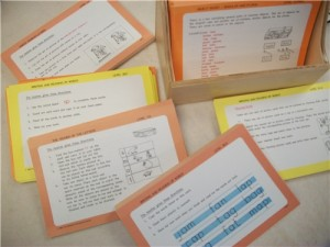 LANGUAGE CURRICULUM MONTESSORI CARDS (Ages 3-6) ● PRE-L LAB      ●●SALE PRICE●●